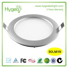 High brightness ultra léger 18w rond LED Led Light