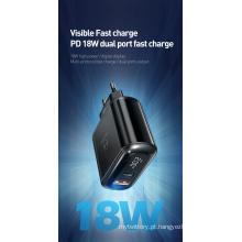Grande venda carregador de parede USB MC-8770