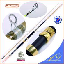 SFR077 personalizado carbono vara de pesca vara de pesca nano carbono