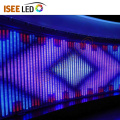 DMX512 Panel de pared ecualizador LED direccionable