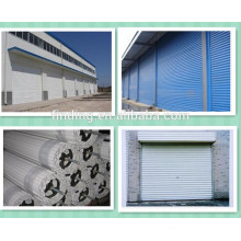 steel door rolling machine for modern warehouse door/machinery for electric garage door