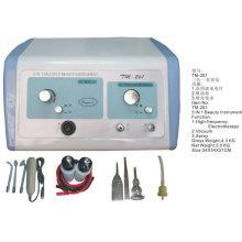 Electroterapia pele cuidado spray cavitação máquina