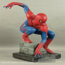 Beliebte Cartoon Figur Aktion Japenese Ultraman Kunststoff Spielzeug