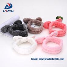 Compra a granel de China Absorbent Microfiber Shower Hair Band