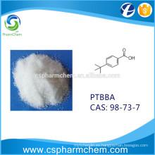 PTBBA, ácido 4 - terc - butilbenzoico, CAS 98 - 73 - 7