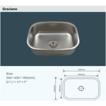 Wholesale Portable Camping Stainless Steel Kitchen Hand Wash Sink