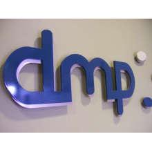 Überlappendes 3D-Acryl-Logo (ID-29)
