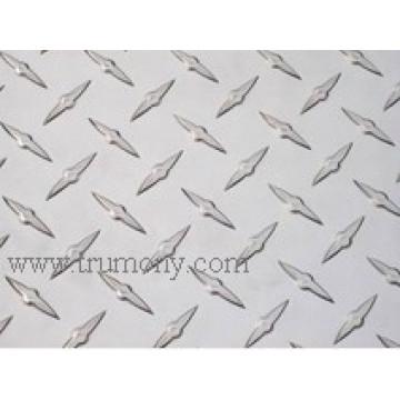 Diamant-Aluminiumblech