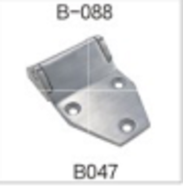 Steel Glass Degree Shower Hinge