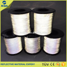 High Visible Reflective thread yarn for webbing