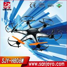 Лучше купить на Рождество вертолет беспилотный вертолет с видео камеры fpv функцией радиоуправляемый Дрон fpv мультикоптер
