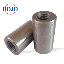 Skru keluli mekanikal Threaded Splicing Rebar Coupler