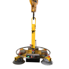Battery Wireless Remote Control DC Vacuum Glass Lifter