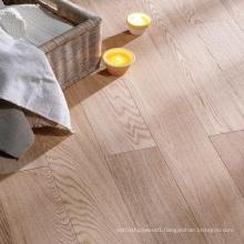 Brushed White Oiled Engineered Oak Floor