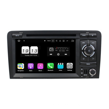 Android 8.1 car dvd for A4 2003-2013