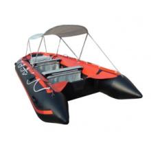 Aufblasbares Boot mit PVC für Rettung