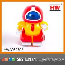 Infrarrojos Radio Control Super Mini niños Robot Juguetes