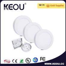 CE/RoHS 3 años garantía ahorro de luz del Panel LED de superficie