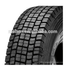 China Low price 12R22.5 double star truck tyre Europe market certificate