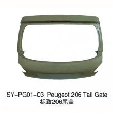 Tail Gates For Peugeot 206
