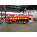Camiones de bomberos forestales Dongfeng 3000 litros