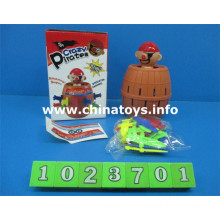 Juego promocional pirata de juguete de plástico (1023701)