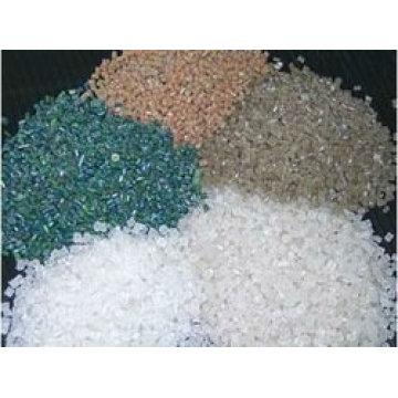 Исходный материал из HDPE-смолы или HDPE или HDPE-гранулят Virgin или Recyled