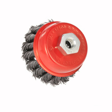 Factory price wash industrial wheel brush for cleaning rust