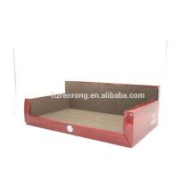 Pet Supplies Corrugated Cardboard Cat Scratcher Manufacturer SCS-7004
