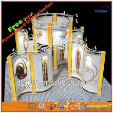 Aluminiumbinder für Showmesse Ausstellungsstandanzeigebinder
