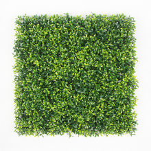 Outdoor garden decoration artificial plastic boxwood hedge covering