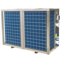 r32 heat pump resort pool heating