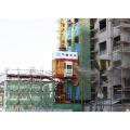 SC200/200 Medium Speed Construction VFD Building Hoist Lift