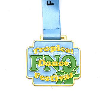 Finisher 3D School Running Gagnant Award Sport Medal