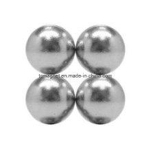 Ímãs da esfera da terra rara do neodímio de 1/2 polegadas N48