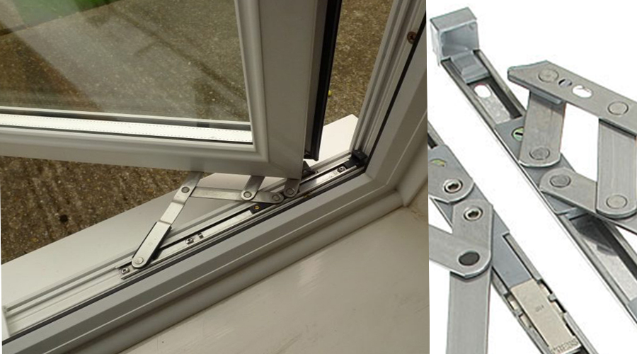 hinges upvc windows