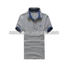 13PT1040 Men's 100% cotton single jersey polo shirt