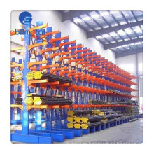 Heavy Duty Steel Rack Manufactur Cantilever Racking for More Than 20 Years
