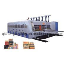 Linha de produção automática de papelão (GYMK-1200 * 2400)