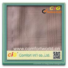 Moda nuevo diseño útil suave tela 100% algodón ropa de cama