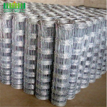 cheap hot dipped galvanized cattle field fence