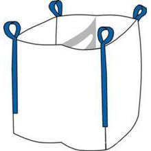 1500kg adapté aux besoins du client sac jumbo conducteur / pp sac / tonne sac pour les marchandises dangereuses