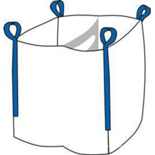1500kg customized conductive jumbo bag /pp bag/ton bag for dangeous goods