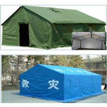 Ткани для палаток для оказания помощи при бедствии ПВХ с тканым армированием