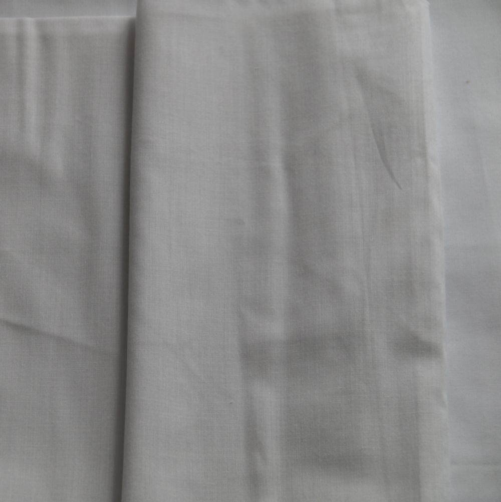 White Home Fabric Cotton