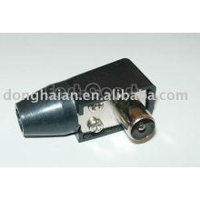 tv connector/9.5mm plug