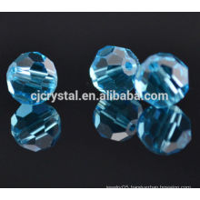 8mm faceted diamond pave bead