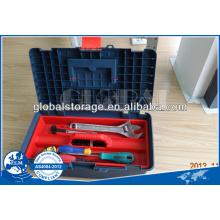 Boîte à outils polyvalente dans un système de rangement