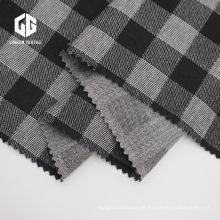 Garngefärbte Baumwolle Nylon Polyester Jacquard Stoff