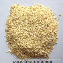 Granule d'ail 8-16 maille avec la bonne qualité de l'usine